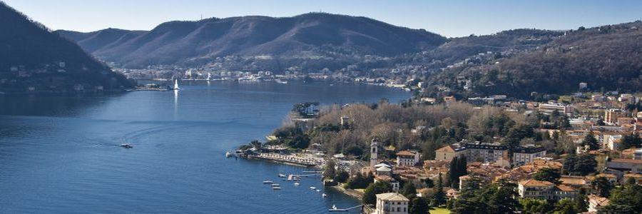 Lago di Como – Cernobbio – Villa d'Este – Villa Erba